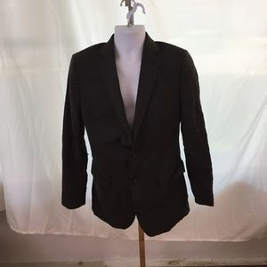 Banana Republic Grey Men's Blazer Size 38R